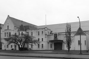 Seaforth Armoury