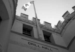 Beatty Street Drill Hall