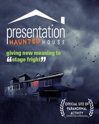 Haunted Presentation House Banner